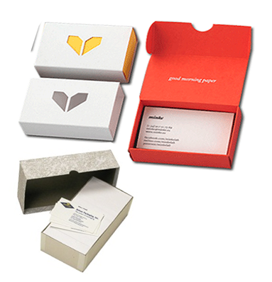 Business Card Boxes Wholesale Custom Printed Business